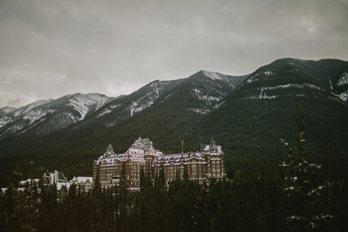 banff wedding photographer, banff photography, mountains, alberta, fairmont banff springs, calgary snow, winter, © Gabe McClintock | www.blog.gabemcclintock.com