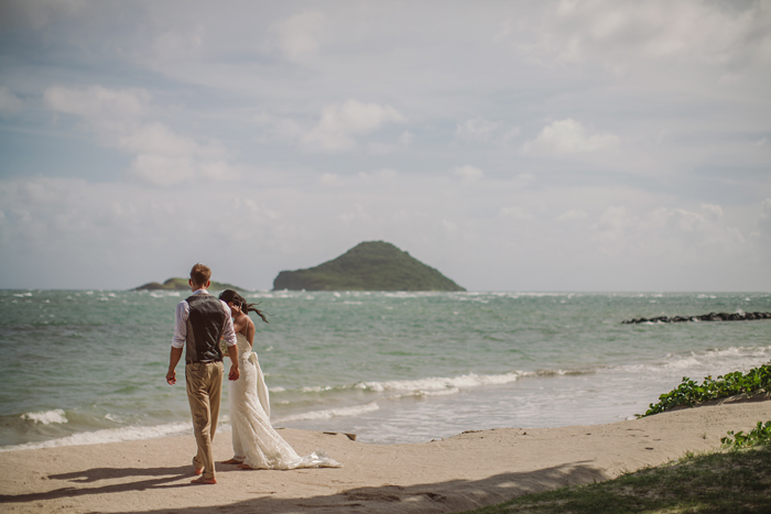 st lucia wedding, saint lucia, Coconut Bay Beach resort, beach, ocean, palm trees, Caribbean, © Gabe McClintock | www.blog.gabemcclintock.com