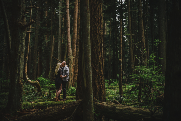 vancouver photographer, engagement, couples, endowment lands, british columbia, forest, connection, portraits. leica, ©Gabe McClintock Photography | www.blog.gabemcclintock.com